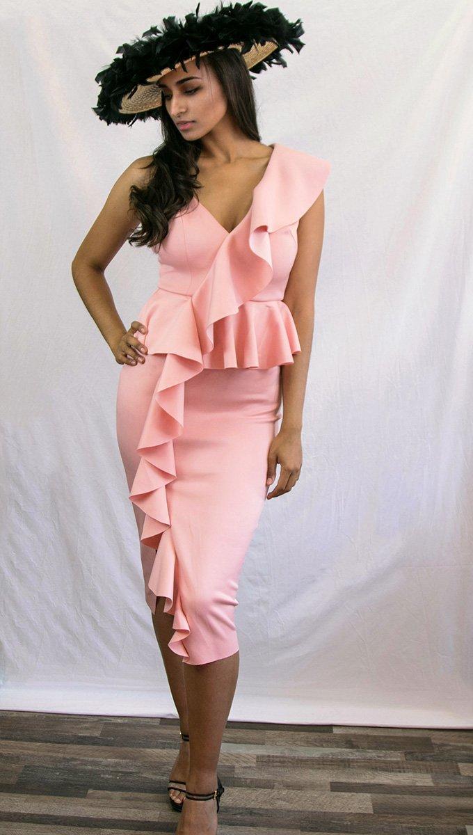 vestido-evento-rosa-volantes-alquiler-me-lo-prestas-3