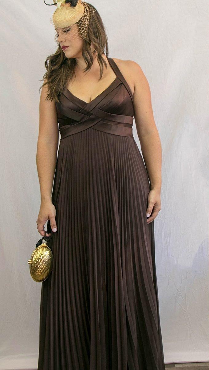 vestido-fiesta-chocolate-adolfo-dominguez-talla-grande-alquiler-me-lo-prestas